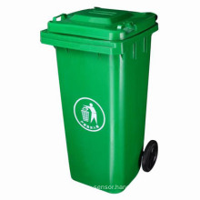 120L Plastic Wheelie Bins Fit with Garbage Truck (FS-80120A)