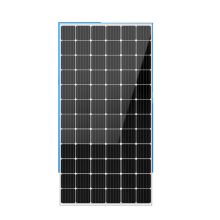 High efficiency 120 half cut cell solar cell 375w solar panel