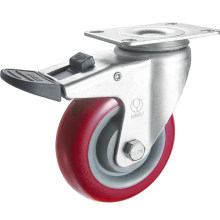 Medium Duty PU Caster (Y3202)