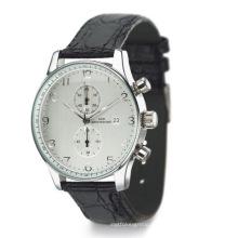 Spezielle entworfene runde Uhr-Kasten-automatische Uhr