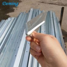 Factory Price Galvanized Farm Fence Y Post