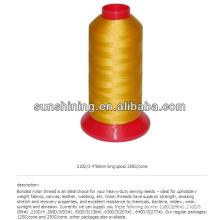 nylon bonded thread 210D/2 800G/kingspool