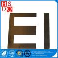 Venta caliente EI Electrical Steel Lamination for Transformer