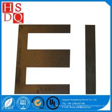 Lamination d'acier électrique d'EI de vente chaude pour le transformateur