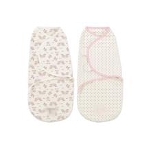 convenient baby swaddle blanket infant swaddle adjustable muslin