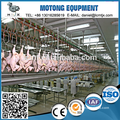 chicken slaughtering equipment line for poultry slaughterhouse
