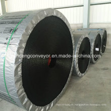 Cordón de acero de caucho para la manipulación sólida a granel