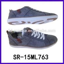 Neue stilvolle Herrenschuhe beiläufige preiswerte beiläufige Schuhe Italien-Männer beiläufige Schuhe