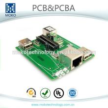 PWB del altavoz del bluetooth del OEM, placa de circuito electrónica del PWB del altavoz del bluetooth de la alta calidad