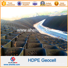 Smooth Surface and Textured Surface Plastic HDPE Geocells