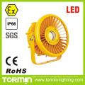 Atex Iecex CE RoHS 50-120W Haute Puissance Circulaire LED Anti-Explosion Lumière LED