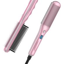 hair straightening comb lange le vite