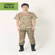 Military Camouflage Digital Army T-Shirt