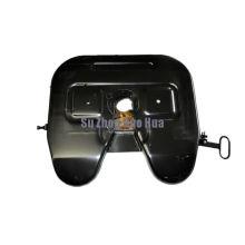 Gh-qd90 3.5 Inch Semi Trailer Fifth Wheel With Longitudinal Swing / Single Hook Wedge Bloack
