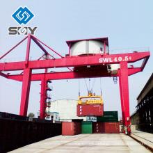 35 т/40.5 тонн двухбалочный Козловой кран РМГ