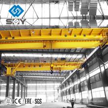 CE certificate Double girder travelling overhead heavy duty 100 ton lift