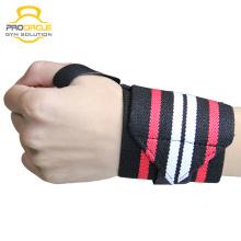 Atacado Personalizado Ginásio Elastic Stretch Wrist Strap