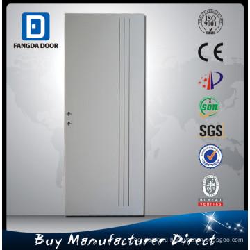 Фанда горячая распродажа полиуретан впрыска полый металлическая дверь