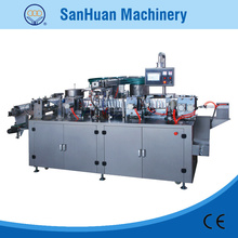 Four Sealing Cotton Swab Automatic Packing Machine