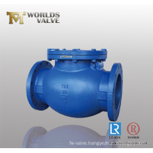 Cast Iron Swing Check Valve H44t