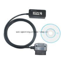 ELM327 WiFi + USB OBD Obdii de diagnóstico del escáner