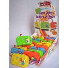 Camera Water Gun Toy Candy (91016)