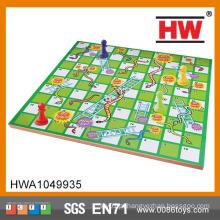Hot Sale Educacional Crianças Snake Jogo Xadrez Jogo Para Dois Jogadores