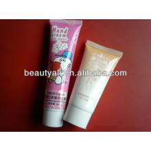 Tubo plástico, empaquetado cosmético, tubo cosmético
