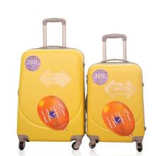 ABS Spinner Hard Case Viagem Trolley Bagagem Mala