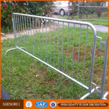 Portable Isolation Safety Temporary Construction Barriers
