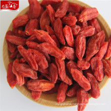 Wholesale no suger berries goji