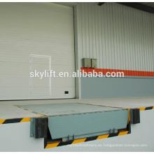 Nivelador de rampa de carga