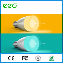 dimmable multi-colors APP bulb APP smart bluetooth led lighting