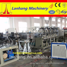 PVC/PMMA/PC/GPPS Wide Panel/Decoration sheet Extrusion Line