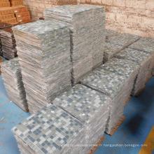 Mosaïque en verre bon marché Mosaic Mosaic Tile Stock