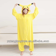 Promotional Carnival Cosplay Pikachu Adult Costume