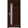 Porte en bois en PVC pour cuisine ou salle de bain (pd-007)