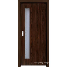 PVC Wooden Door for Kitchen or Bathroom (pd-006)