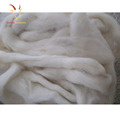 Pure Comded Mongolian Raw Sheep Cashmere Wool Fiber For Sale