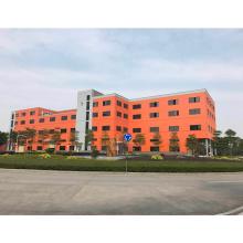 Amostra de cotação de edifício de apartamentos com estrutura de aço e acessórios