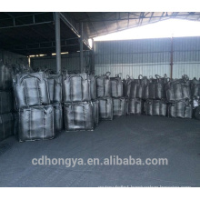 Potassium Hydroxide Impregnated Coal Pellet Activated Carbon For Hydrogen Chloride HCL Removal