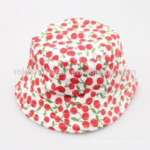 Fashion Cotton Kids Sun-Protection Bucket Hats for Wholesale