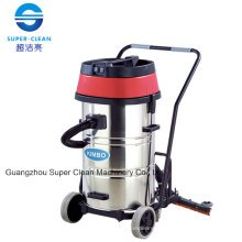 Kimbo 80L Wet and Dry Vacuum Cleaner with Squeegee