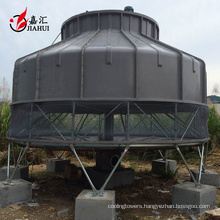 Round counter flow FRP cooling tower cooling water tower