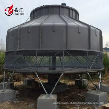 Torre de resfriamento FRP rodada torre de resfriamento torre de resfriamento de água