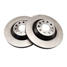 China High carbon alloy e-coated ceramic brake disc