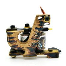 Novas máquinas de tatuagem de bobina Manual latão