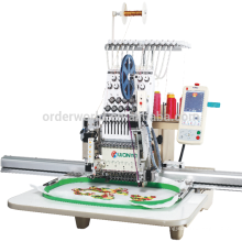 Single Head 15 Needles Computer Embroidery Machine Sequin Single Head Embroiedery Machine sales