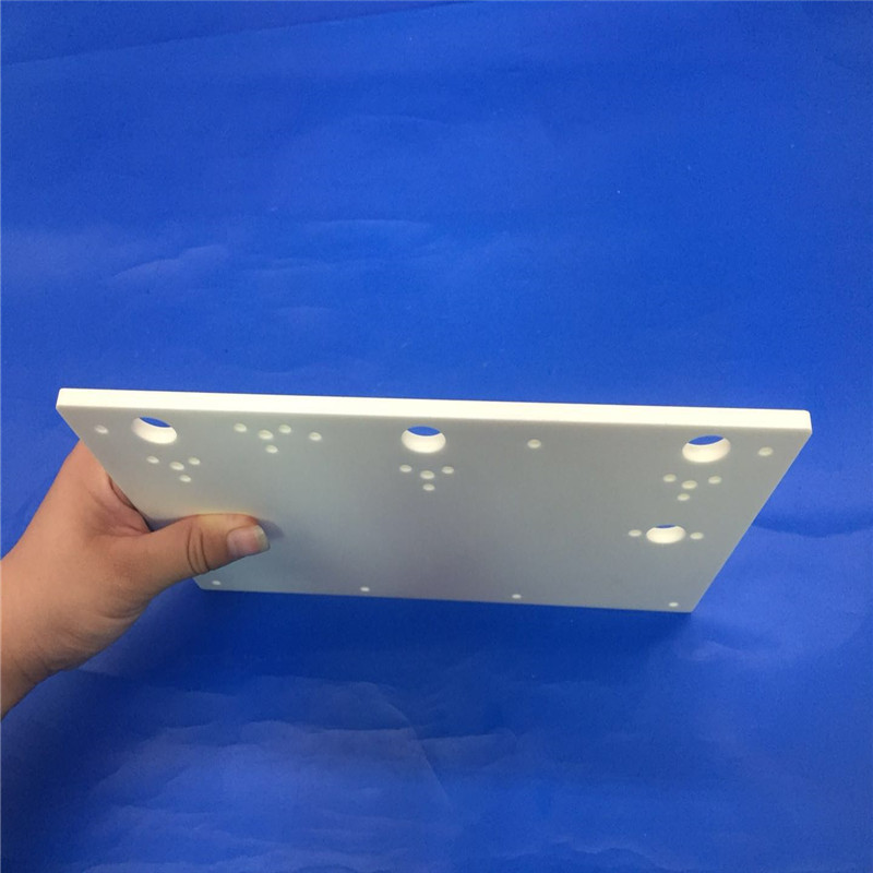 Zirconia Ceramic Plate Tile