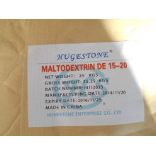 Maltodextrina de Qualidade Alimentar de Alta Qualidade (9050-36-6) (C6nH (10n + 2) O (5n + 1))